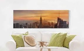 skyline leinwand kaufen bilderwelten