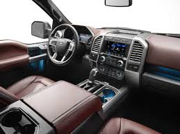 100 Ford Truck Center Console 2018 F150 Interior Right Photos First Pictures 2018