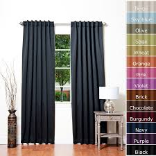 Sound Dampening Curtains Toronto by 100 Noise Reducing Curtains Canada Home Decorators