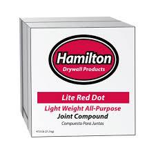 Hamilton Light Weight All Purpose Joint pound 3 5 Gallon