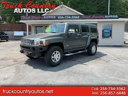 100 Hummer H3 Truck For Sale Used 2010 HUMMER SUV For In Cullman AL 35055