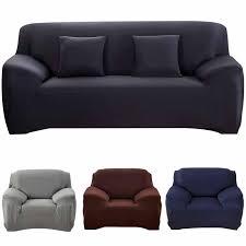 großhandel 19 farben einfarbig sofa schonbezüge elastische sofakissenbezüge waschbar couchbezug für wohnzimmer 1 2 3 4 sitzer sweethome123 15 63