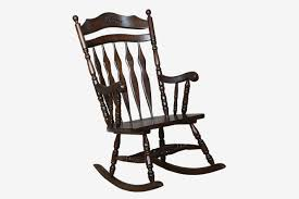 Rocking Chair Wooden 3995975313 — Animallica