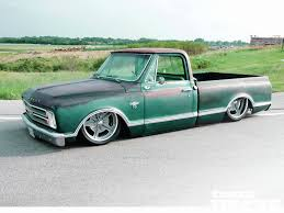100 1967 To 1972 Chevy Trucks C10 Fresh 8 Year Project Build Chevrolet C10 Es To Life