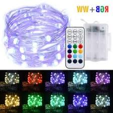 6 pack 30 20 led battery micro rice wire copper string