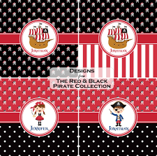 Red Bathroom Mat Set by Pirate Bath Mat Personalized Potty Training Concepts