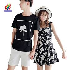 compare prices on korean cute couple clothes for summer online