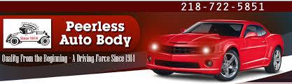 Peerless by Peerless Auto Duluth Mn Auto Body Shop Mechanic And Maintenance