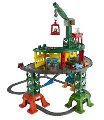 Thomas The Train Tidmouth Sheds Playset by Fisher Price Thomas U0026 Friends Super Station Playset Toys