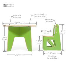 Pkolino Table And Chairs Amazon by Modern Kids Table And Chairs Modern Kids Sprouts And Modern