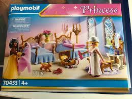 playmobil princess prinzessin schlafzimmer 70453 neu ovp