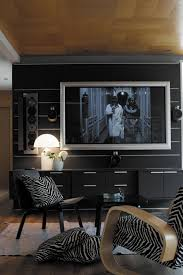 sessel im zebra look teppich wohnzimmer sessel s