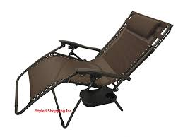 amazon com extra wide oversized brown zero gravity chair with