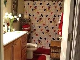 Mickey And Minnie Mouse Bathroom Ideas by Mickey Mouse Clubhouse Bath Set Kitchen Floor Mats Tags Rugs At
