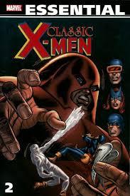 Essential Classic X Men Vol 2 Marvel Essentials