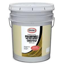 Vinyl Floor Seam Sealer Walmart by Glidden Pva 5 Gal Pva Drywall Interior Primer Gpd 0000 05 The