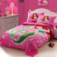 little mermaid bedding set girly mermaid bedding sets all