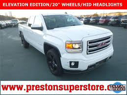 Used GMC Trucks & SUVs For Sale In Burton, OH | Preston Superstore