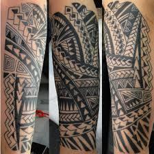Tattoos By Captain BretPolynesian Hawaiian Native American Art Symbols