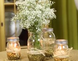 Pictures Gallery Of Rustic Wedding Table Decorations Share