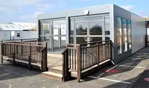 Modular Prefabricated fice Space & Buildings Nationwide Instal