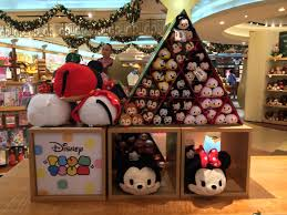 Plutos Christmas Tree Youtube by Christmas Tsum Tsum Now Available Tdr Explorer