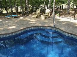 swimming pool tile design ideas