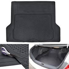 Awesome Cargo Trunk Floor Mat Liner For Car SUV Truck All Weather ...