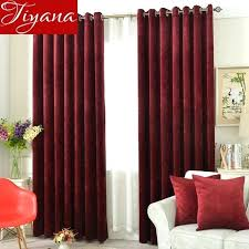 Living Room Curtains Walmart by Excellent Dark Red Curtains Red Grommet Living Room Drapes Dark
