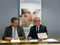 banque populaire bourgogne franche comté siège signature d une convention de partenariat entre le conseil régional