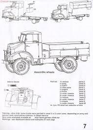 100 Ford Truck Body Parts CMP F15A 4X4 No11 Cab 2B1 Plastic Model