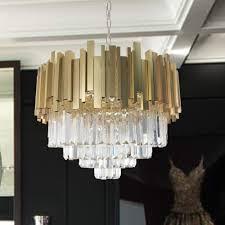 moderne kristall kronleuchter gold überzogene luxus anhänger runde kronleuchter decke leuchten für esszimmer wohnzimmer ro ih 8312s buy moderne