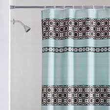 Bathroom Curtains At Walmart by Curtains White Ruffle Curtain Shower Curtains With Trees