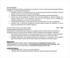 Examples Of Office Manager Resumes Example Resume Sample Construction Company