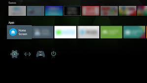 Home Screen Launcher for Android TV screenshot thumbnail