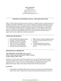 Cover Letter Healthcare Resume Template For Microsoft Word