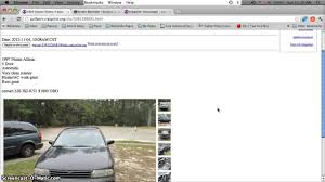 Craigslist Mississippi Cars By Owner - Simple Instruction Guide Books •