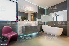 moderne exklusive badezimmer innenraum stockfoto und mehr bilder 2015