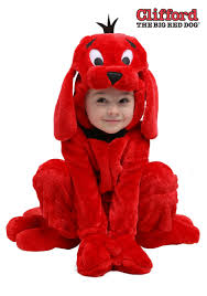 Cliffords Halloween by Clifford The Big Red Dog Costume For Toddlers