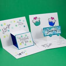 Step Pop Up Cards