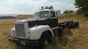 Cool Old MACK Truck - YouTube