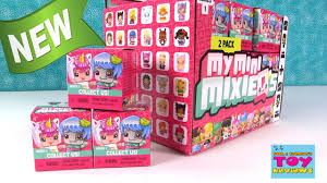 My Mini Mixie Q s Series 1 2 Pack Blind Bag Box Opening Toy Review