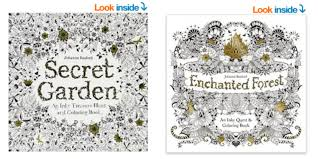 Amazon Coloring Books For Adults Secret Garden Enchanted Forest As Low 1007