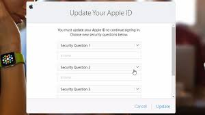 How To Reset Apple ID Security Questions Without Rescue Email