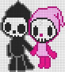 Halloween Perler Bead Templates by 818 Best Perler Images On Pinterest Beads Patterns And Beautiful