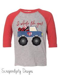 Valentine's Day Shirt For Boys, I Wheelie Like You, Monster Truck ... Monster Truck Assorted Kmart 100 Cotton Long Sleeve Bulldozer Boys Pajamas Children Sleepwear Sandi Pointe Virtual Library Of Collections Baby Toddler Boy Tig Walmartcom Trucks Kids Overall Print Pajama Set Find It At Wickle 2piece Jersey Pjs Carters Okosh Canada 2pack Fleece Footless Monstertruck Amazoncom Hot Wheels Jam Giant Grave Digger Mattel Teddy Boom Red Tee Newborn Infant Brick Wall Breakdown Track Brands For Less Maxd Dare Devil Yellow Tshirt Tvs Toy Box