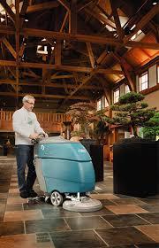Tennant Floor Scrubber T3 by Floor Cleaning Equipment Datek Inc