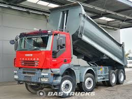 100 Used Service Trucks For Sale At BAS IVECO Trakker 440 8X4 012005