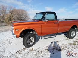 1972 Chevy K20, 3/4 Ton 4x4 Pickup. Completely Restored 1971 1972 Chevy Pickup 4x4 Custom 10 Orange 350 Motor C10 Chevrolet Gateway Classic Cars 376hou Hemmings Find Of The Day Cheyenne P Daily 1968 For Sale 2004258 Motor News Chevy K30 For Sale Youtube K10 Off Road Black Short Bed Pickup Truck Ck Trucks You Can Buy Summerjob Cash Roadkill 72 Super 4 Speed Ac In Texas Sold Best Reviews Consumer Reports Used 2014 Silverado 1500 Lt 4x4 In Ada Ok Jt604a C10 Someday I Will Be That Cool Mom Coming To Pick