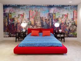 tapisserie pour chambre ado papier peint pour chambre garcon 3 am233nagement et d233co